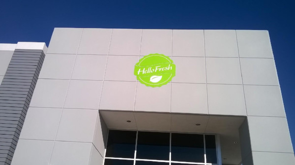 A great exterior sign shows off your logo