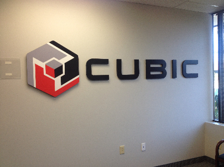 How To Brand With 3d Letter Logo Lobby Signs In Irving