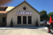 Channel Letters in Hurst TX Illuminate for Rejuv Juice!