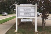 Business Sign Maintenance