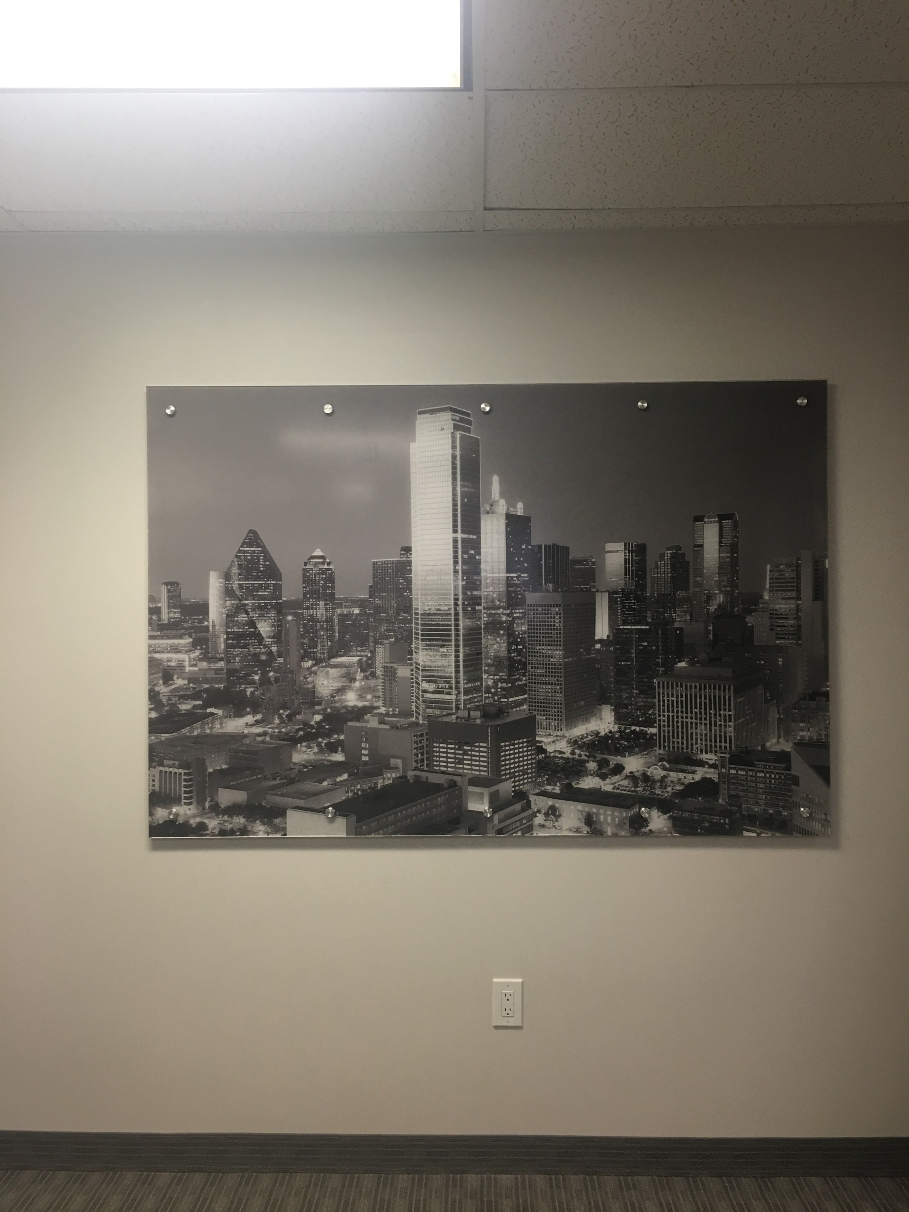 Mounted Prints in Dallas TX